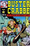 Cover for Buster Crabbe (Eastern Color, 1951 series) #3