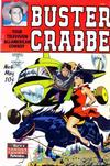 Cover for Buster Crabbe (Eastern Color, 1951 series) #4