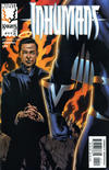 Cover for Inhumans (Marvel, 1998 series) #11