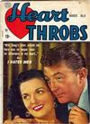 Cover for Heart Throbs (Quality Comics, 1949 series) #9