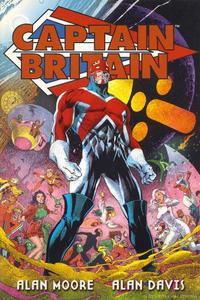 Cover Thumbnail for Captain Britain (Marvel, 2002 series)