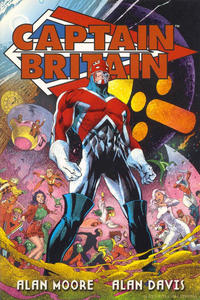 Cover Thumbnail for Captain Britain (Marvel, 2002 series)  [First Printing]