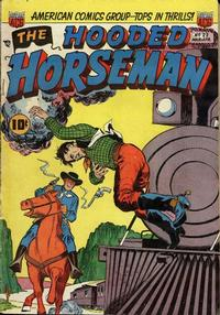Cover Thumbnail for The Hooded Horseman (American Comics Group, 1952 series) #22