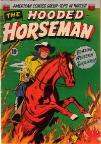 Cover Thumbnail for The Hooded Horseman (American Comics Group, 1952 series) #24