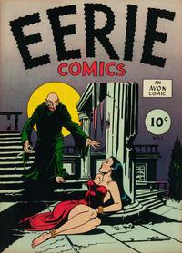 Cover Thumbnail for Eerie Comics (Avon, 1947 series) #1