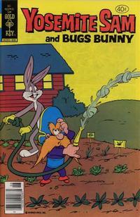 Cover Thumbnail for Yosemite Sam (Western, 1970 series) #60 [Gold Key Variant]