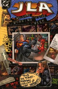 Cover Thumbnail for JLA: Welcome to the Working Week (DC, 2003 series)