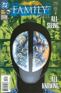 Cover Thumbnail for Batman: Family (DC, 2002 series) #3