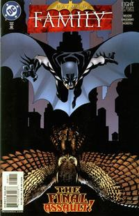 Cover Thumbnail for Batman: Family (DC, 2002 series) #8