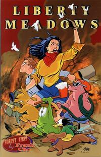 Cover Thumbnail for Liberty Meadows (Insight Studios Group, 1999 series) #11