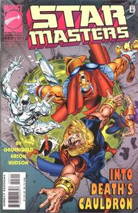 Cover Thumbnail for Starmasters (Marvel, 1995 series) #3