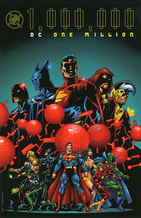 Cover Thumbnail for DC One Million (DC, 1999 series)