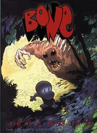 Cover Thumbnail for Bone: One Volume Edition (Cartoon Books, 2004 series)  [first printing]