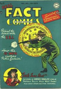 Cover Thumbnail for Real Fact Comics (DC, 1946 series) #11