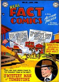 Cover Thumbnail for Real Fact Comics (DC, 1946 series) #18