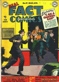 Cover Thumbnail for Real Fact Comics (DC, 1946 series) #19