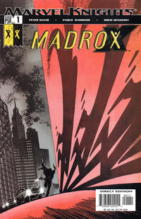 Cover Thumbnail for Madrox (Marvel, 2004 series) #1