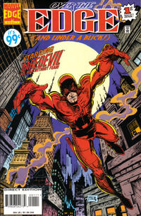 Cover Thumbnail for Over the Edge (Marvel, 1995 series) #1
