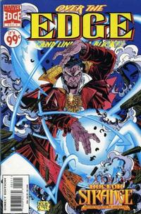 Cover Thumbnail for Over the Edge (Marvel, 1995 series) #2