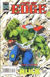 Cover Thumbnail for Over the Edge (Marvel, 1995 series) #3