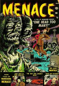 Cover Thumbnail for Menace (Marvel, 1953 series) #1
