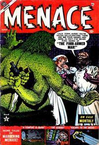 Cover Thumbnail for Menace (Marvel, 1953 series) #4