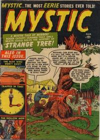 Cover Thumbnail for Mystic (Marvel, 1951 series) #1