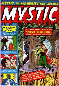 Cover Thumbnail for Mystic (Marvel, 1951 series) #2
