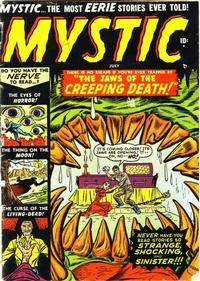 Cover Thumbnail for Mystic (Marvel, 1951 series) #3