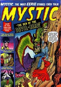 Cover Thumbnail for Mystic (Marvel, 1951 series) #4