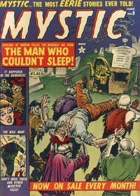 Cover Thumbnail for Mystic (Marvel, 1951 series) #9