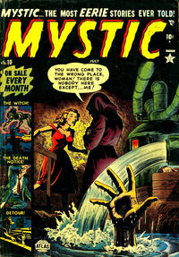 Cover Thumbnail for Mystic (Marvel, 1951 series) #10