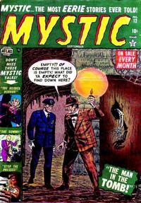 Cover Thumbnail for Mystic (Marvel, 1951 series) #12