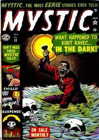 Cover Thumbnail for Mystic (Marvel, 1951 series) #13