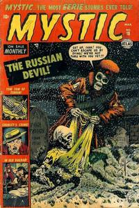 Cover Thumbnail for Mystic (Marvel, 1951 series) #18