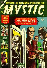 Cover Thumbnail for Mystic (Marvel, 1951 series) #23