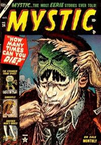 Cover Thumbnail for Mystic (Marvel, 1951 series) #24