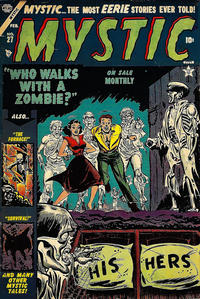 Cover Thumbnail for Mystic (Marvel, 1951 series) #27