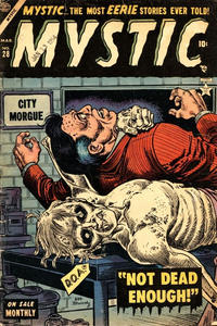 Cover Thumbnail for Mystic (Marvel, 1951 series) #28