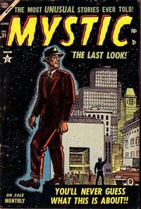 Cover Thumbnail for Mystic (Marvel, 1951 series) #31