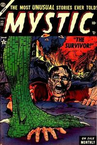 Cover Thumbnail for Mystic (Marvel, 1951 series) #32