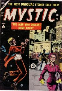 Cover Thumbnail for Mystic (Marvel, 1951 series) #34