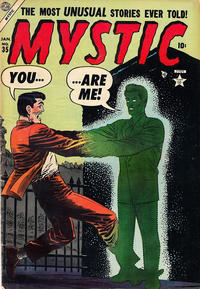 Cover Thumbnail for Mystic (Marvel, 1951 series) #35