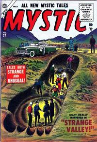 Cover Thumbnail for Mystic (Marvel, 1951 series) #37
