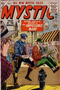 Cover Thumbnail for Mystic (Marvel, 1951 series) #40