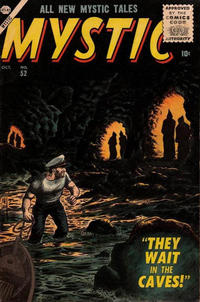 Cover Thumbnail for Mystic (Marvel, 1951 series) #52