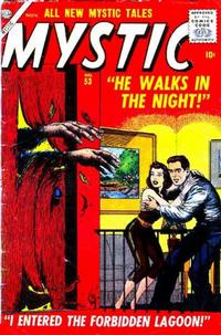 Cover Thumbnail for Mystic (Marvel, 1951 series) #53