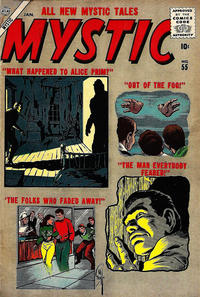 Cover Thumbnail for Mystic (Marvel, 1951 series) #55