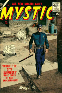 Cover Thumbnail for Mystic (Marvel, 1951 series) #56
