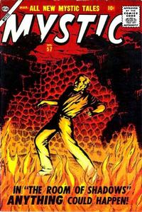 Cover Thumbnail for Mystic (Marvel, 1951 series) #57